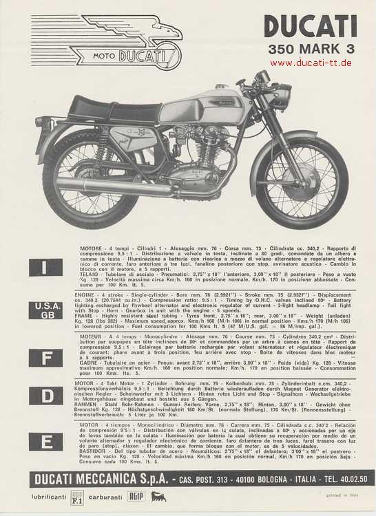 Ducati  Mark